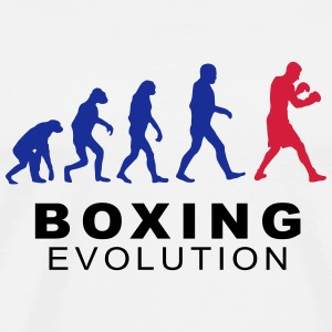 Boxing evolution Hoodies & Sweatshirts - Men's Premium T-Shirt