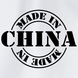 made_in_china_m1 Magliette - Sacca sportiva