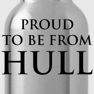 proudtobefromhull T-Shirts - Water Bottle