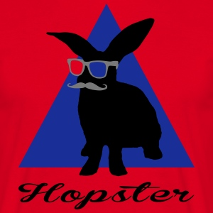hopster - hipster Tabliers - T-shirt Homme