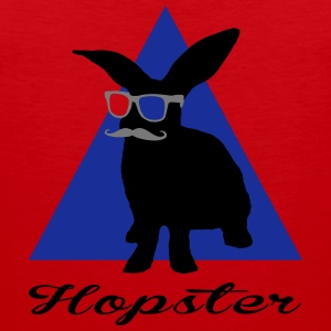hopster - hipster Camisetas - Tank top premium hombre