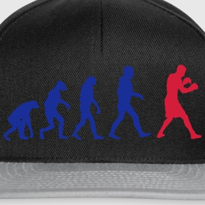 Boxing Evolution logo Tee shirts - Casquette snapback