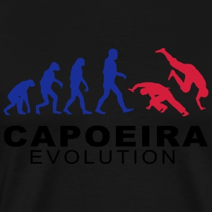 Capoeira Evolution  Sweats - T-shirt Premium Homme