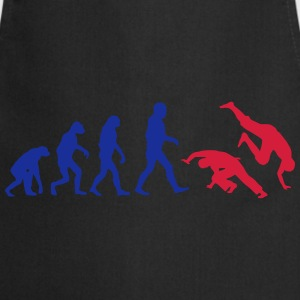 Capoeira Evolution logo Sweats - Tablier de cuisine