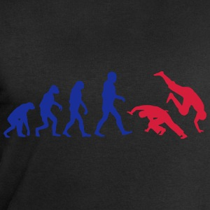 Capoeira Evolution logo Shirts - Men's Sweatshirt by Stanley & Stella