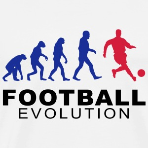Football Evolution Hoodies & Sweatshirts - Men's Premium T-Shirt