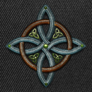 Metal Celtic Cross 4 points.png Tee shirts - Casquette snapback