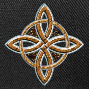 Wood Celtic Cross 4 points.png Tee shirts - Casquette snapback