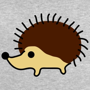 Hedgehog Design T-Shirts - Men's Sweatshirt by Stanley & Stella