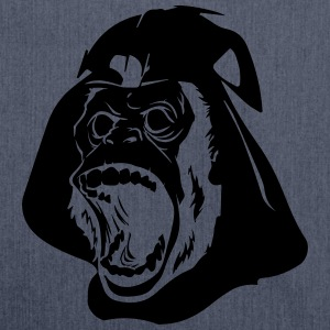 darth monkey T-Shirts - Shoulder Bag made from recycled material