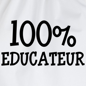100% Educateur Tee shirts - Sac de sport léger