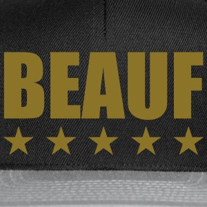 Beauf Tee shirts - Casquette snapback
