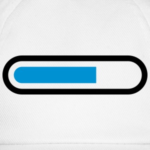 Loading Bar T-shirts - Baseballcap