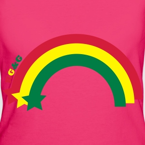 Rainbow Bags & backpacks - Women's Organic T-shirt
