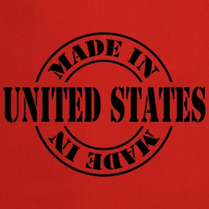 made_in_united_states_m1 Tee shirts - Tablier de cuisine