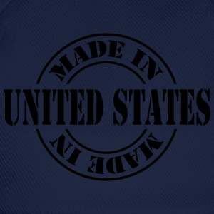 made_in_united_states_m1 Hoodies - Baseball Cap