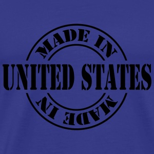made_in_united_states_m1 Hoodies - Men's Premium T-Shirt