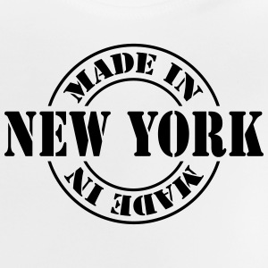made_in_new_york_m1 Camisetas de manga larga - Camiseta bebé
