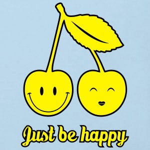 Just Be Happy Shirts - Kids' Organic T-shirt