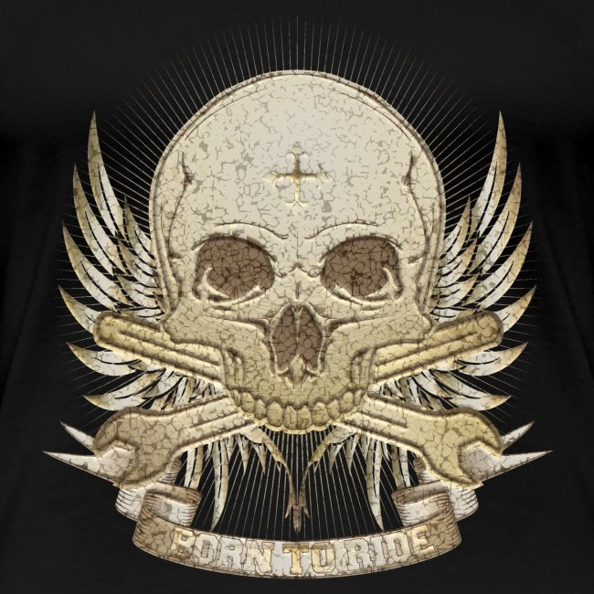 Born To Ride - Stone   Baby