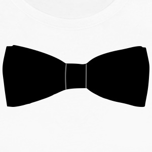 Bow Tie T-Shirts - Men's Premium Longsleeve Shirt
