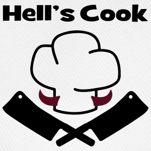 Hell's Cook  Aprons - Baseball Cap
