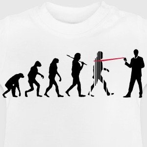 evolution nsa T-shirts - Baby-T-shirt