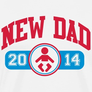 New Dad 2014 Sweat-shirts - T-shirt Premium Homme
