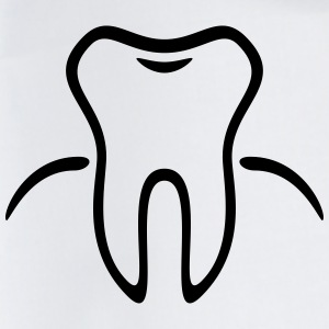 Tooth With Gingiva (Dentist) T-Shirts - Drawstring Bag