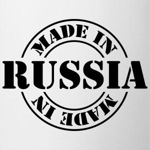 made_in_russia_m1 Tee shirts - Tasse