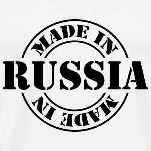 made_in_russia_m1 Kookschorten - Mannen Premium T-shirt