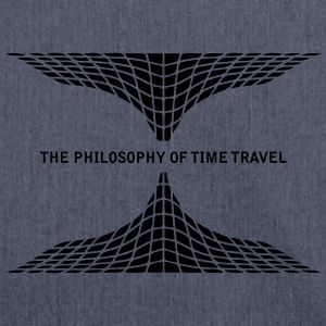 philosophy time travel T-Shirts - Shoulder Bag made from recycled material