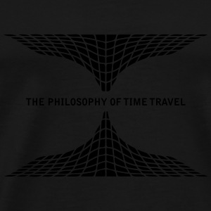 philosophy time travel Sweaters - Mannen Premium T-shirt