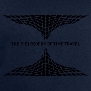 philosophy time travel Long Sleeve Shirts - Men's Sweatshirt by Stanley & Stella