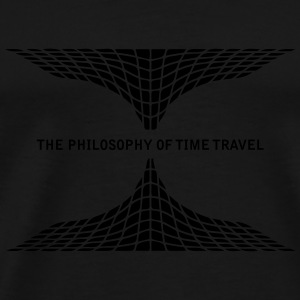 philosophy time travel Sacs et sacs à dos - T-shirt Premium Homme