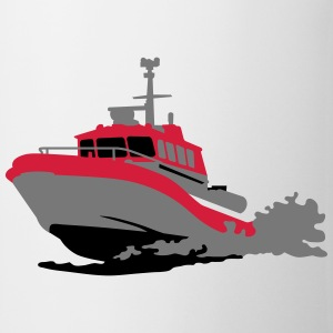 rescue boat T-Shirts - Mug