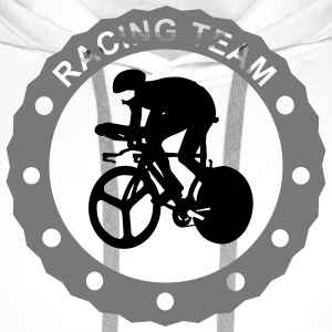 racing team T-shirts - Premiumluvtröja herr