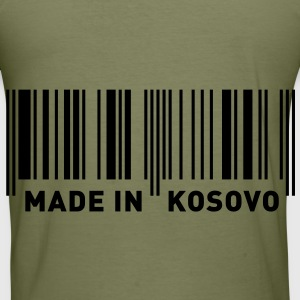 Made in Kosovo - Men's Slim Fit T-Shirt