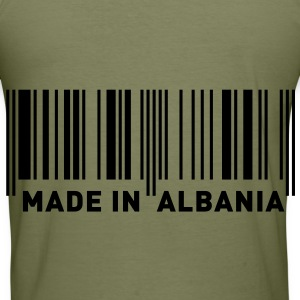 Made in Albania - Men's Slim Fit T-Shirt