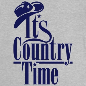 ITS COUNTRY TIME T-Shirts - Baby T-Shirt