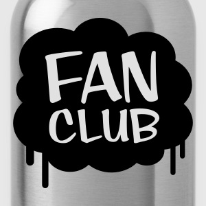 Fan Club T-Shirts - Water Bottle