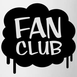 Fan Club T-Shirts - Mug