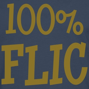 100% Flic Tee shirts - T-shirt manches longues Premium Homme