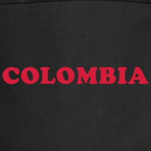 Colombia T-Shirts - Cooking Apron