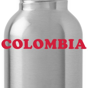 Colombia - Kolumbien T-Shirts - Trinkflasche