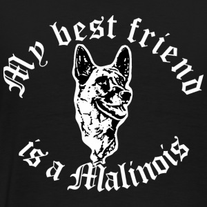 Best friend malinlois Jacken & Westen - Männer Premium T-Shirt