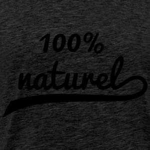 100 % Naturel 2014 Sweat-shirts - T-shirt Premium Homme