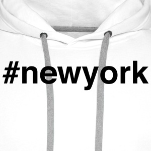 NYC - New York - Big Apple T-Shirts - Männer Premium Hoodie