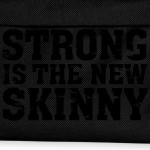 Strong Is The New Skinny T-Shirts - Kids' Backpack