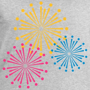 Firework Design Tee shirts - Sweat-shirt Homme Stanley & Stella